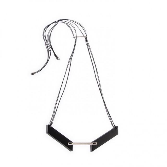 Men necklaces qrator liberta bar v necklace aloadofball Images