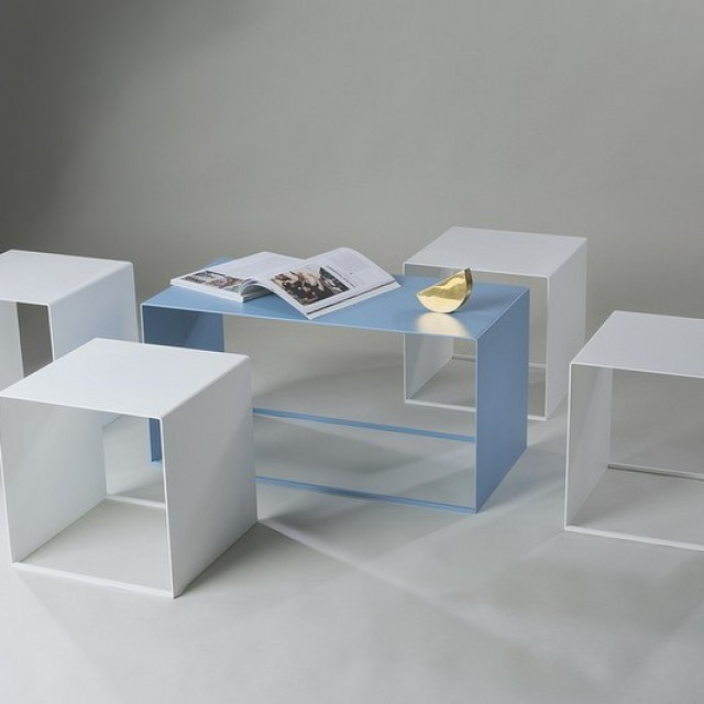 Coffee Tables With Stools Qrator