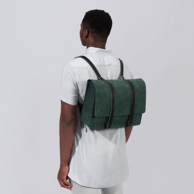 Dora Double Strap Backpack Qrator