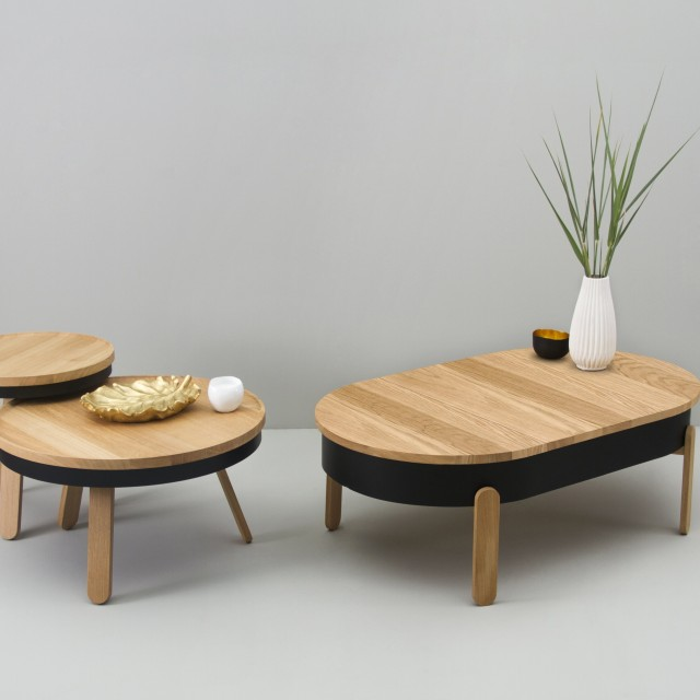 Oval Coffee Tables Qrator